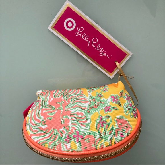 Lilly Pulitzer for Target Handbags - Lilly Pulitzer for Target small makeup bag